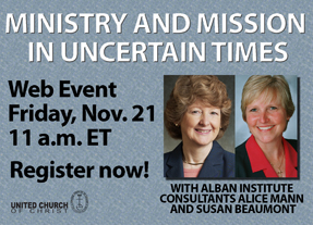Ministry and Mission in Uncertain Times