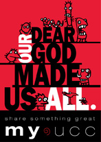 Our Dear God made us all