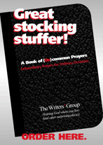 Book of Uncommon Prayers, Great Stocking Stuffer