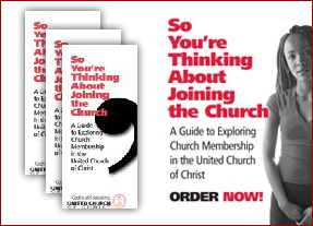 Thinking of Joining the church?