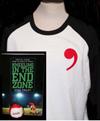 baseball shirt & book