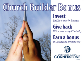 Church Builder Bonus