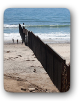 border fence