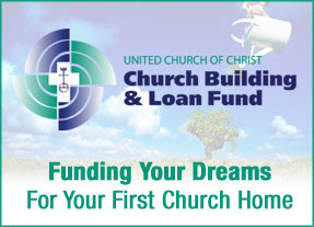 Funding your dream for your first church home. CB&LF.