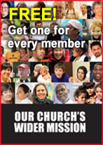 Free Brochure Our Church's Wider Mission