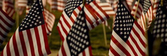 American Flags KYP Top Story