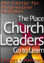 The place church leaders go to learn
