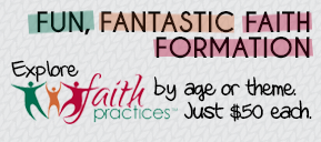 Fun, Fantastic Faith Formation KYP ad