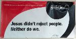 Stillspeaking Banner - Jesus did not reject people (PICBR)