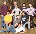 Members of Evangelical Reformed UCC in Maryland