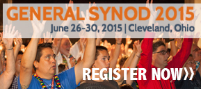 Synod Registration 2015