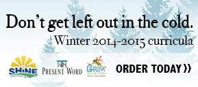 Winter Curricula 2014