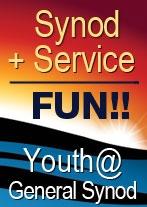 Youth @ Synod = fun