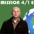 Ben's Mission 4/1 Earth message