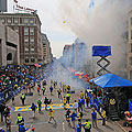 Deadly explosions rock Boston Marathon