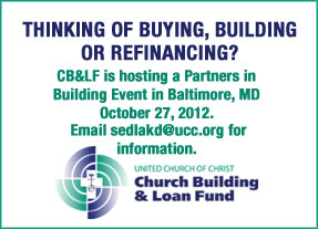 Church Building and Loan Fund Partners in Building Event in Baltimore Oct 27
