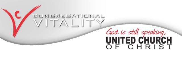 UCC Congregational Vitality
