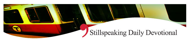 Stillspeaking Daily Devotional