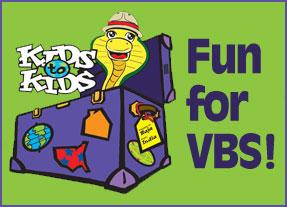 Kids to Kids Vacation Bible school