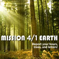 Mission 4/1 Earth Report Hours
