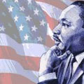 Martin Luther King - Flag