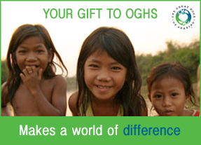 Your gift to OGHS makes a world of difference