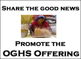 Promote the OGHS Offering
