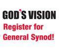 Register for General Synod