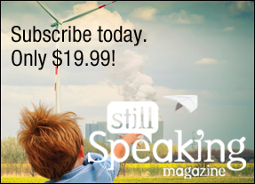 Stillspeaking Magazine Large Ad