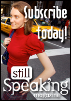 Stillspeaking Magazine