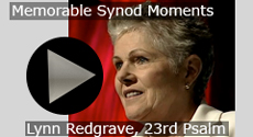 Synod Moments