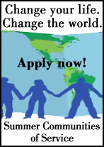 Summer Service Communities