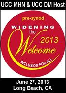 Widening the Welcome 2013