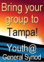 Bring your group to synod